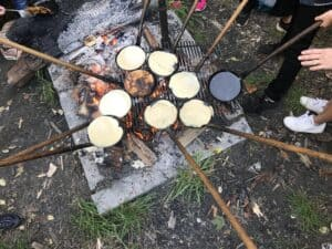 pandekager lejrskole
