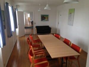 lille mødelokale lejrskole kursus